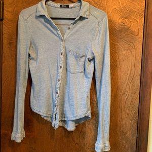 BDG button down pocket shirt. Size xs